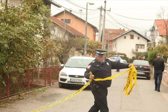U kuću u Hercegovačkoj ulici za policijom su dolazili samo novinari