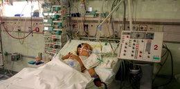 6-letni Tomek znów podłączony do respiratora!