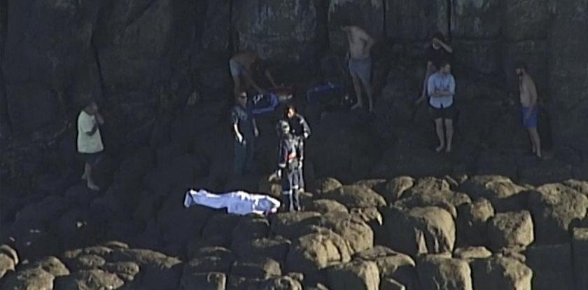 Rekin odgryzł 20-latkowi nogę. Mężczyzna nie żyje