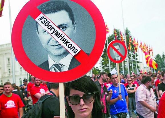 Nikola Gruevski je premijer već devet godina