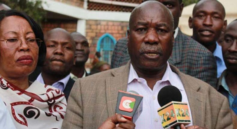 Nyamira MCAs reject Governor Amos Nyaribo's nominee for Deputy Governor James Gesami
