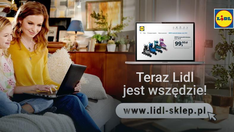 49f2ab40bf903f Lidl otwiera sklep internetowy - Kobieta