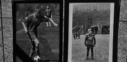 Piłkarz Burzy Bystrzyca zginął w drodze do domu. Osierocił 3-letnią córkę