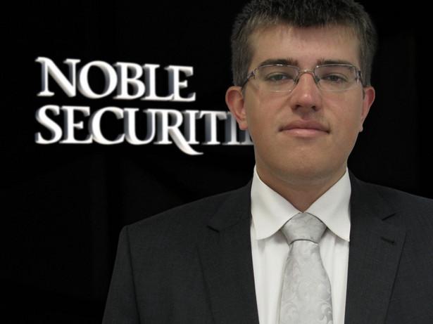 Sebastian Trojanowski, Noble Securities
