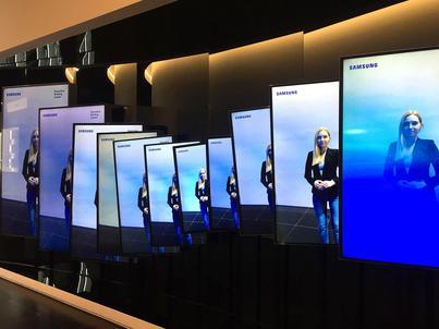 W Samsung Innovation Museum była Natalia Szewczak, dziennikarka Business Insider Polska