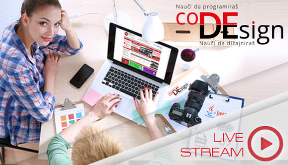 coDEsign 2016 LIVE STREAM