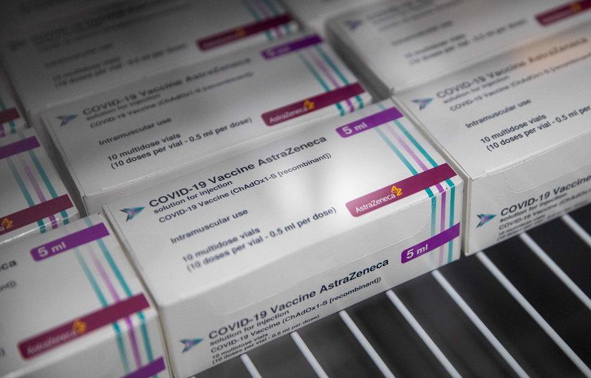 Szczepionka AstraZeneca