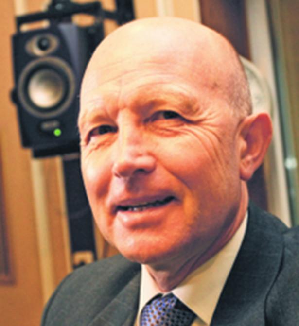 Andrzej Klesyk, prezes PZU SA. Fot. Wojciech Górski