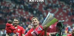 Memy po finale Ligi Europy! GALERIA