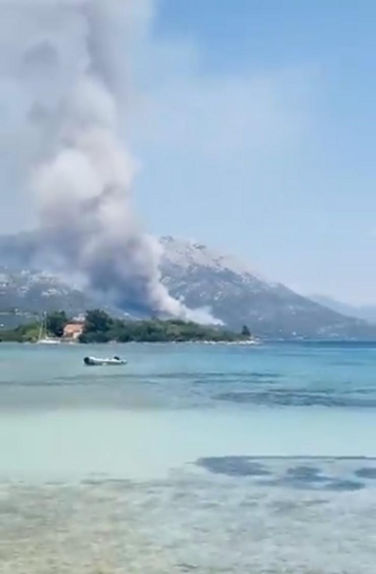 Požar, Hrvatska, Pelješac