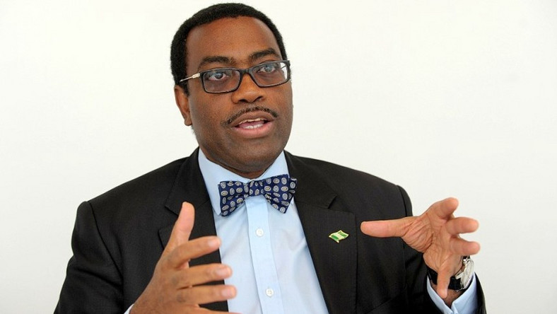 President of the African Development Bank (AfDB) Dr. Akinwumi Adesina [independent]