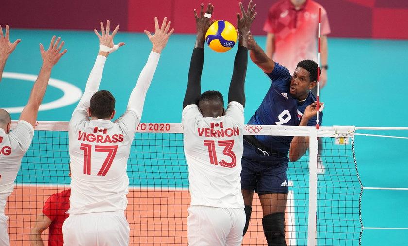 Polacy zagrali mecz z Kanadą o 9. i wydawało się, że kolejny zaczną o tej samej porze.