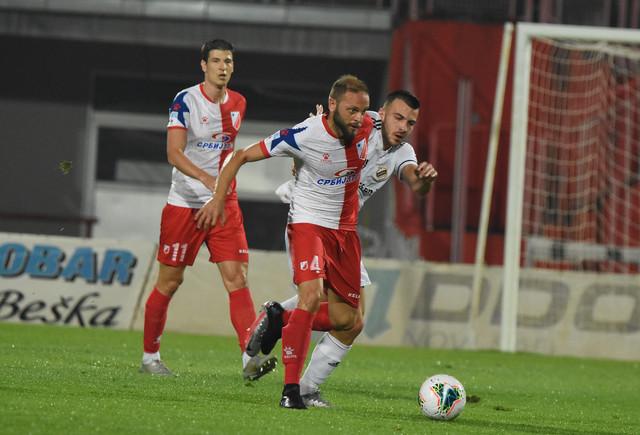 FK Vojvodina, FK Čukarički