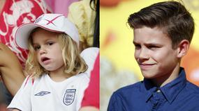 Tak się zmieniały dzieci gwiazd sportu
