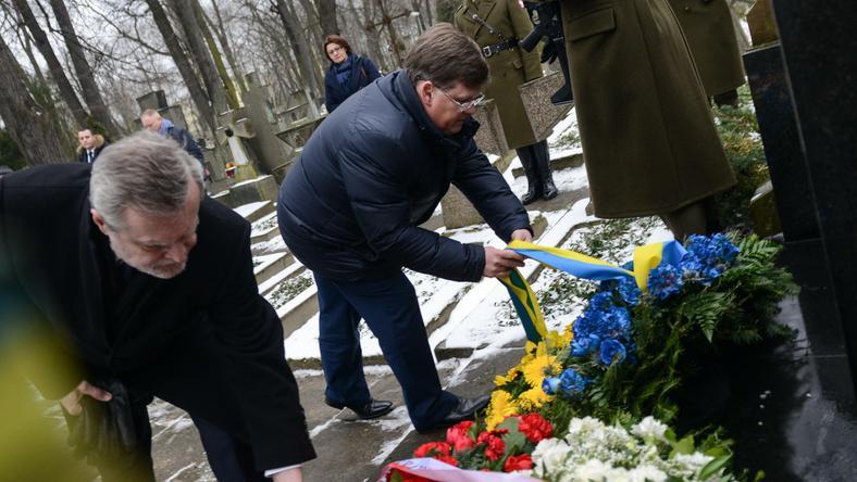 Piotr Gliński i Pawło Rozenko