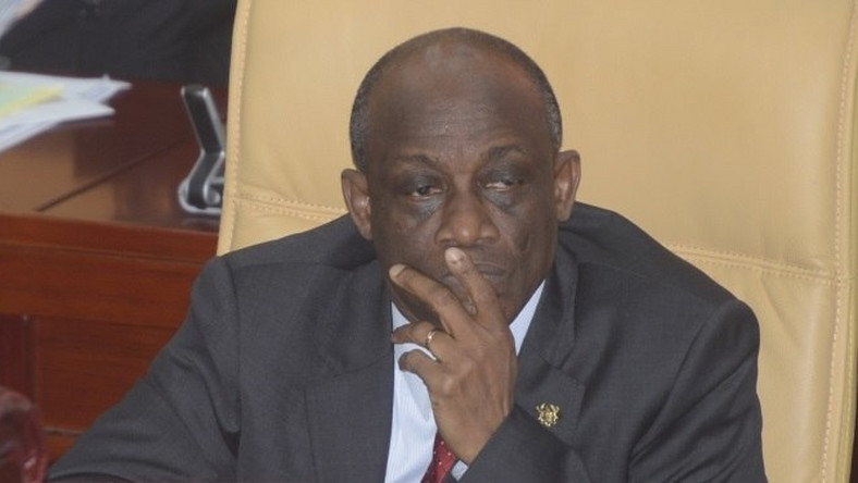 Seth Terkper, Minister of Finance and Economic Planning