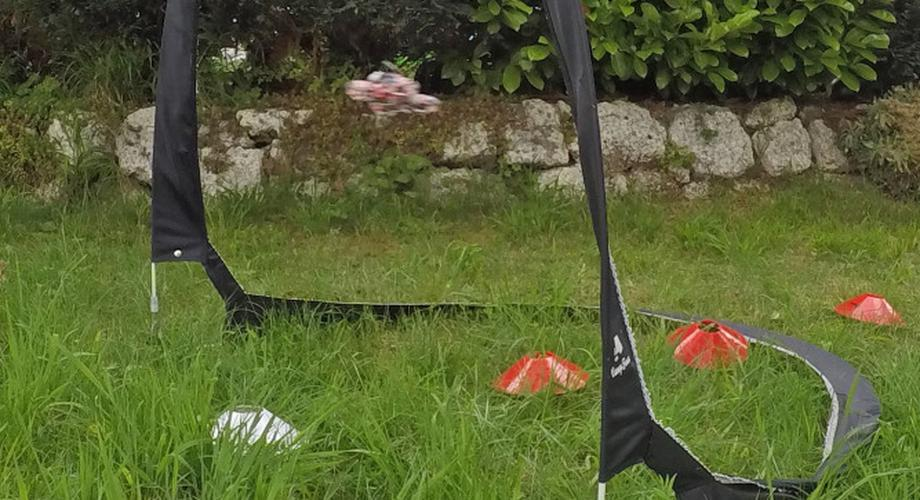 Equipment für FPV-Drohnen-Rennen Outdoor und Indoor