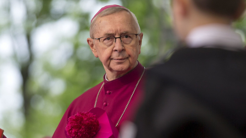 Arcybiskup metropolita poznański Stanisław Gądecki