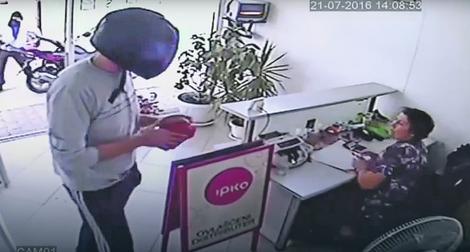 Petrović u pljački menjačnice na KiM