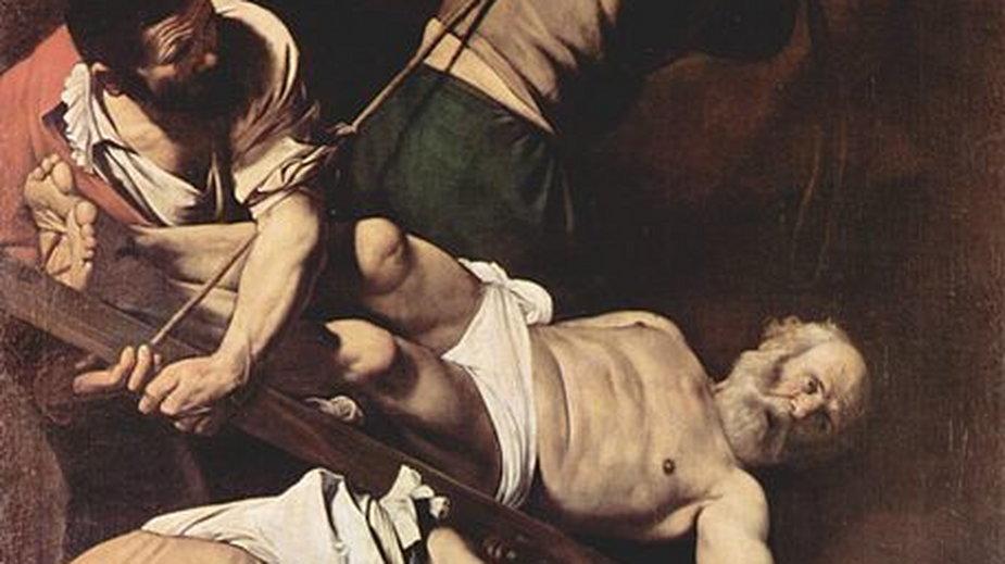 Ukrzyżowanie św Piotra (obraz Caravaggia)