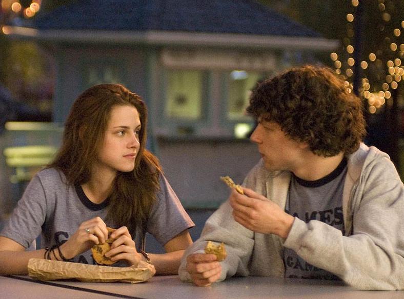 """Kristen Stewart i Jesse Eisenberg w """"Adventureland"""""""