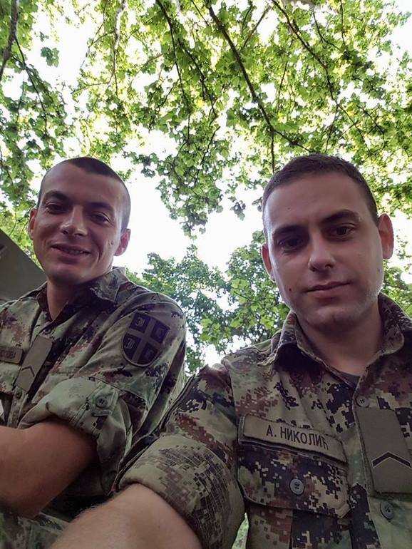 Zoran S. i Aleksandar N.