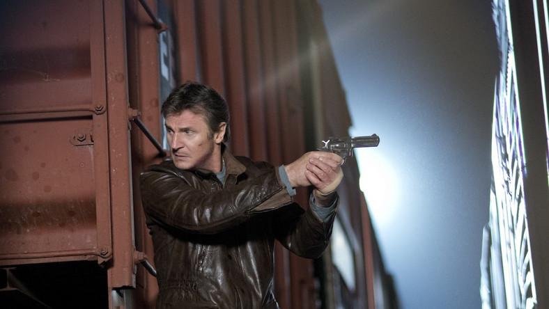 "Liam Neeson w filme ""Nocny pościg"""