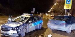 Policjant nie miał szans, by zauważyć auto. Dramat pod Nakłem