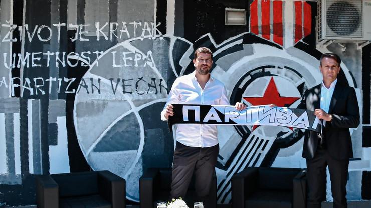 Vlado Šćepanović na promociji
