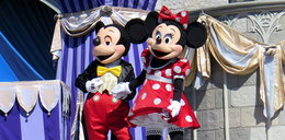 Oświadczył się ukochanej Myszki Miki. Na jego oczach!