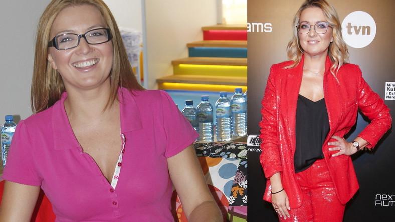 Reporterka znana głównie z DDTVN jest mamą dwojga dzieci i powrót do formy sprzed ciąż zajął jej chwilę, ale efekt jest doskonały...