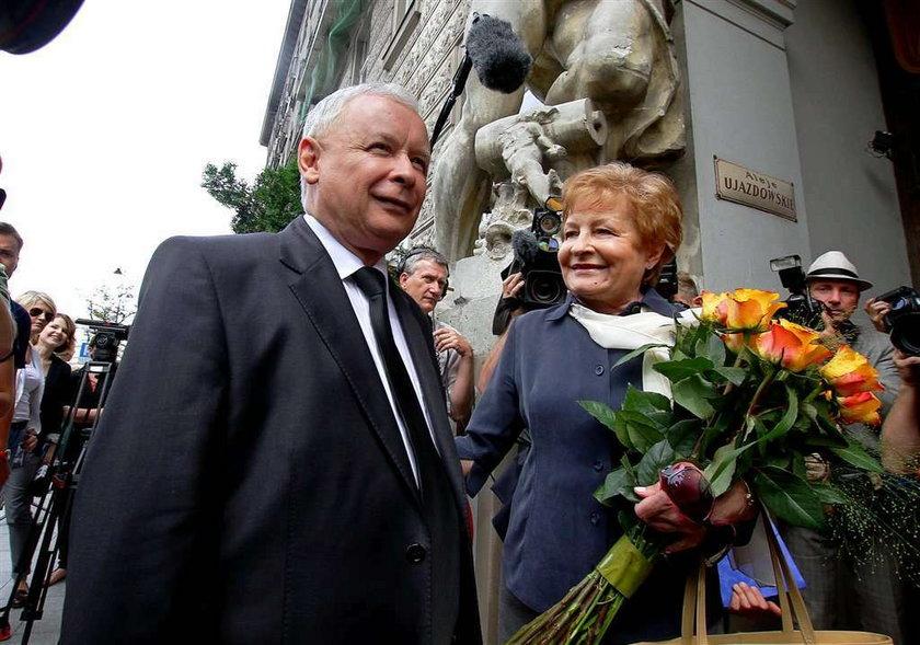 Zyta Gilowska wraca do polityki!