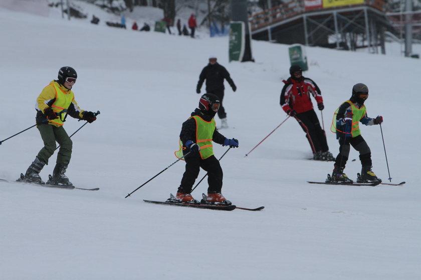 Ośrodek narciarski Czarna Góra
