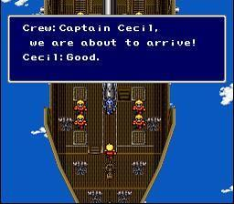 """6. """"Final Fantasy 2"""" jest przykładem złotej ery gier RPG, kiedy fabuła była ważniejsza niż grafika."""