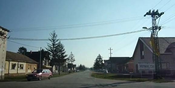 Selo Dublje u šoku