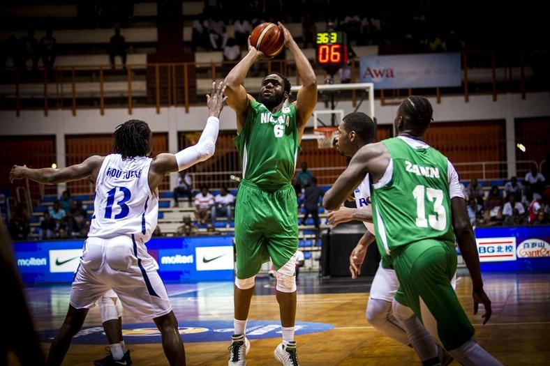 Ike Diogu is one of the veterans expected to lead D'Tigers at the world stage [FIBA]