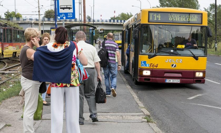 Linia 14 bez tramwajów