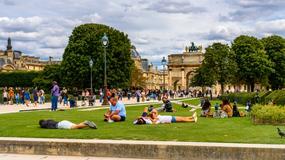 Letni zakaz palenia w czterech paryskich parkach