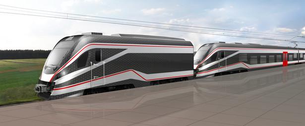 Newag. Hybrydowy pociąg. Ten projekt dostał dofinansowanie z NCBR
