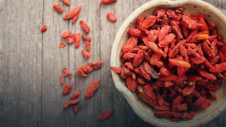 Jagody goji na odchudzanie: jak jeść jagody goji żeby schudnąć?