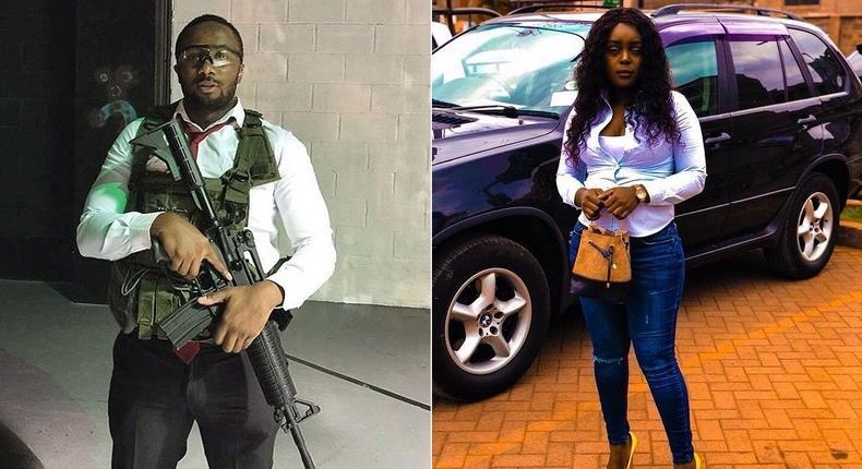 Monica Kimani's suspected killer Joe Irungu. Monica Kimani's family reveals unknown details of Joe Irungu