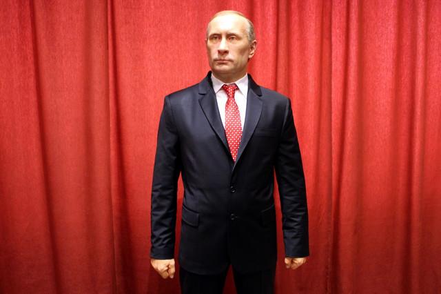 Nova u kolekciji: Voštana figura Vladimira Putina