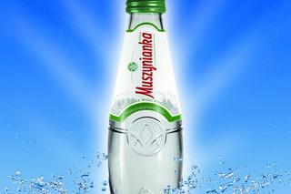 Muszynianka - naturalnie mineralna  w szklanej odsłonie!