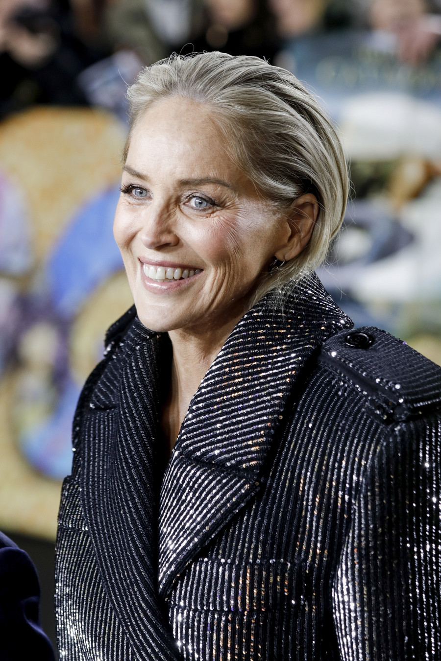 Sharon Stone dziś / Getty Images / Isa Foltin