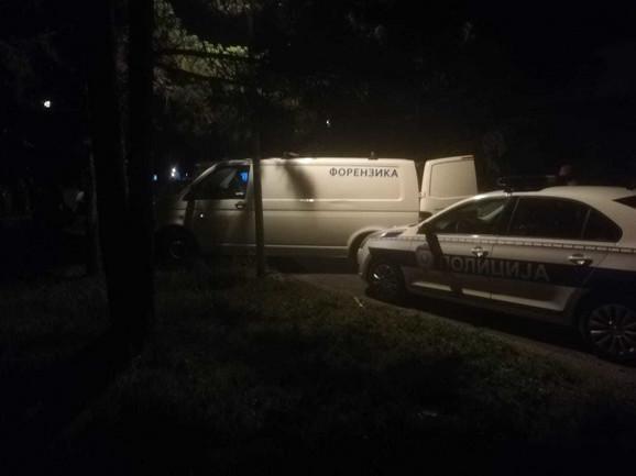 Zločin na Novom Beogradu