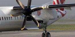 Podczas lądowania w samolocie LOT-u pękły opony!
