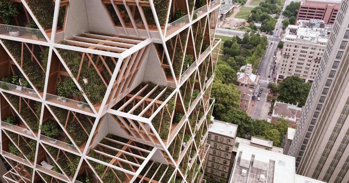 Najlepši arhitektonski koncept života na planeti 280 Podeljeno 280