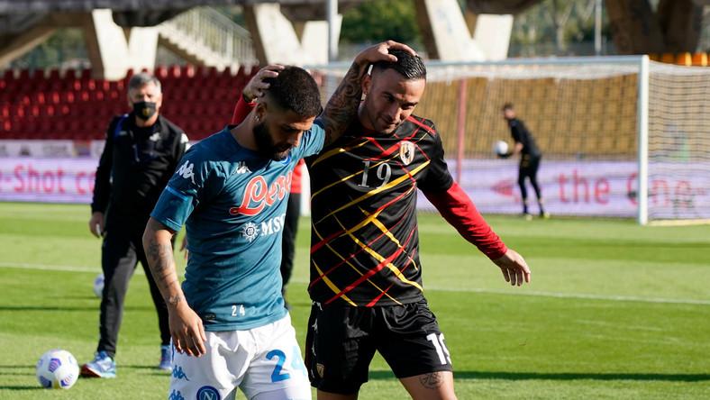 Lorenzo i Roberto Insigne