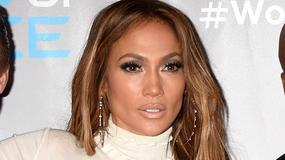 Jennifer Lopez w bardzo krótkiej spódniczce na imprezie. Pokazała za dużo?