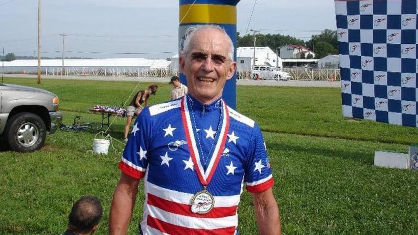 90-åringen fanget doping